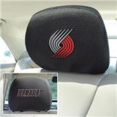 NBA Portland Trail Blazers Head Rest Covers