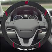 Fan Mats NBA Miami Heat Steering Wheel Cover