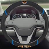 Fan Mats NBA New York Knicks Steering Wheel Cover