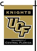 "COLLEGIATE Central Florida 13"" x 18"" Garden Flags"