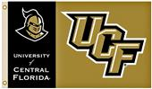 Collegiate Central Florida 3'x5' Flag w/Grommets