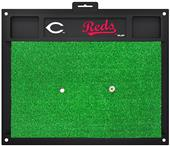 Fan Mats MLB Cincinnati Reds Golf Hitting Mat