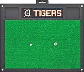 Fan Mats MLB Detroit Tigers Golf Hitting Mat