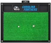 Fan Mats NFL Carolina Panthers Golf Hitting Mat