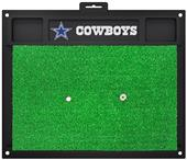 Fan Mats NFL Dallas Cowboys Golf Hitting Mat
