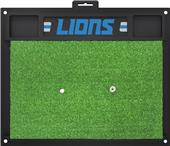 Fan Mats NFL Detroit Lions Golf Hitting Mat