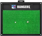 Fan Mats NHL New York Rangers Golf Hitting Mat