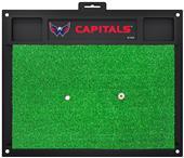 Fan Mats NHL Washington Capitals Golf Hitting Mat
