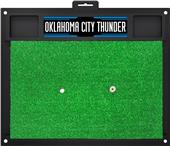 Fan Mats NBA OKC Thunder Golf Hitting Mat