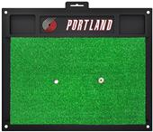 NBA Portland Trail Blazers Golf Hitting Mat