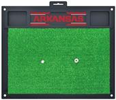 Fan Mats University of Arkansas Golf Hitting Mat