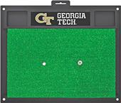 Fan Mats Georgia Tech Golf Hitting Mat