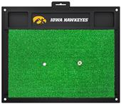 Fan Mats University of Iowa Golf Hitting Mat
