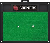 Fan Mats University of Oklahoma Golf Hitting Mat