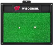 Fan Mats University of Wisconsin Golf Hitting Mat