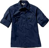 Edwards Women's Roll-Up Long Sleeve Shirt