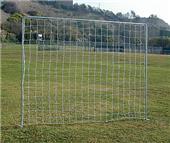 Fold-A-Goal Kickback Soccer Goal Backyard Practice
