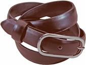 Edwards Women's Skinny Leather Dress Belt