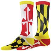 Redlion Flag Crew Socks