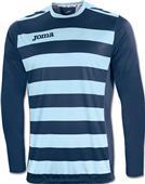 Joma Europa II Long Sleeve Soccer Jersey