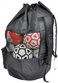 Fold-A-Goal Ballpack Soccer Bag Holds 12-15