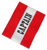 Fold-A-Goal Soccer Captain Armbands