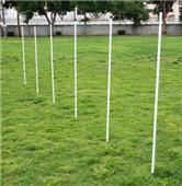 Fold-A-Goal Soccer Training Poles