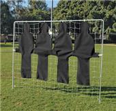Fold-A-Goal Soccer Training Wall