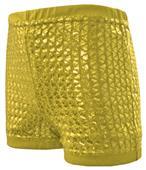 Alleson Cheerleaders Sequin Boy Cut Brief-Closeout