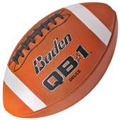 Baden QB1 Deuce NFHS Leather Footballs