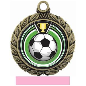 GOLD MEDAL/PINK RIBBON