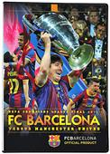 SLS FC Barcelona Champions League Final 2011 DVD