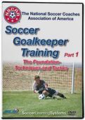 SLS NSCAA Goalkeeper Training DVDs