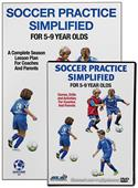 SLS Soccer Practice Simplified Book/DVD Set