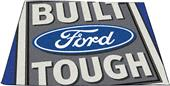 "Fan Mats Built Ford Tough Ulti-Mat Rug 60""x96"""