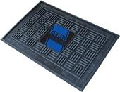 "Fan Mats Ford Boss 302 Medallion Door Mat 19""x30"""