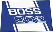 "Fan Mats Ford Boss 302 Starter Mat Rug 19""x30"""