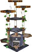 Go Pet Club Cat Tree Pressed Wood Condo