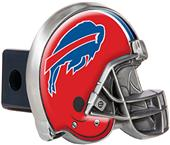 BSI NFL Buffalo Bills Metal Helmet Hitch Cover