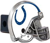 BSI NFL Indianapolis Colt Metal Helmet Hitch Cover