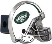 BSI NFL New York Jets Metal Helmet Hitch Cover
