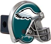 BSI NFL Philadelphia Metal Helmet Hitch Cover