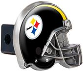 BSI NFL Steelers Metal Helmet Hitch Cover