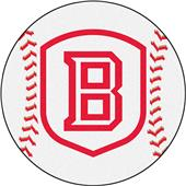 Fan Mats Bradley University Baseball Mat