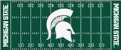 Fan Mats Michigan State University Football Runner