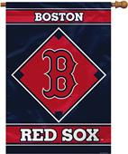 "MLB Boston Red Sox 28"" x 40"" House Banner"