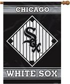 "MLB Chicago White Sox 28"" x 40"" House Banner"