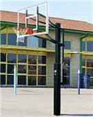 "QwikLift 5"" Outdoor System 36""x60"" Backboard"