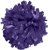"Getz Adult Cheerleaders 1"" W Solid Plastic Poms"