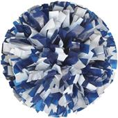 "Adult Cheerleaders 2 Color Plastic Mix 1"" Poms"
